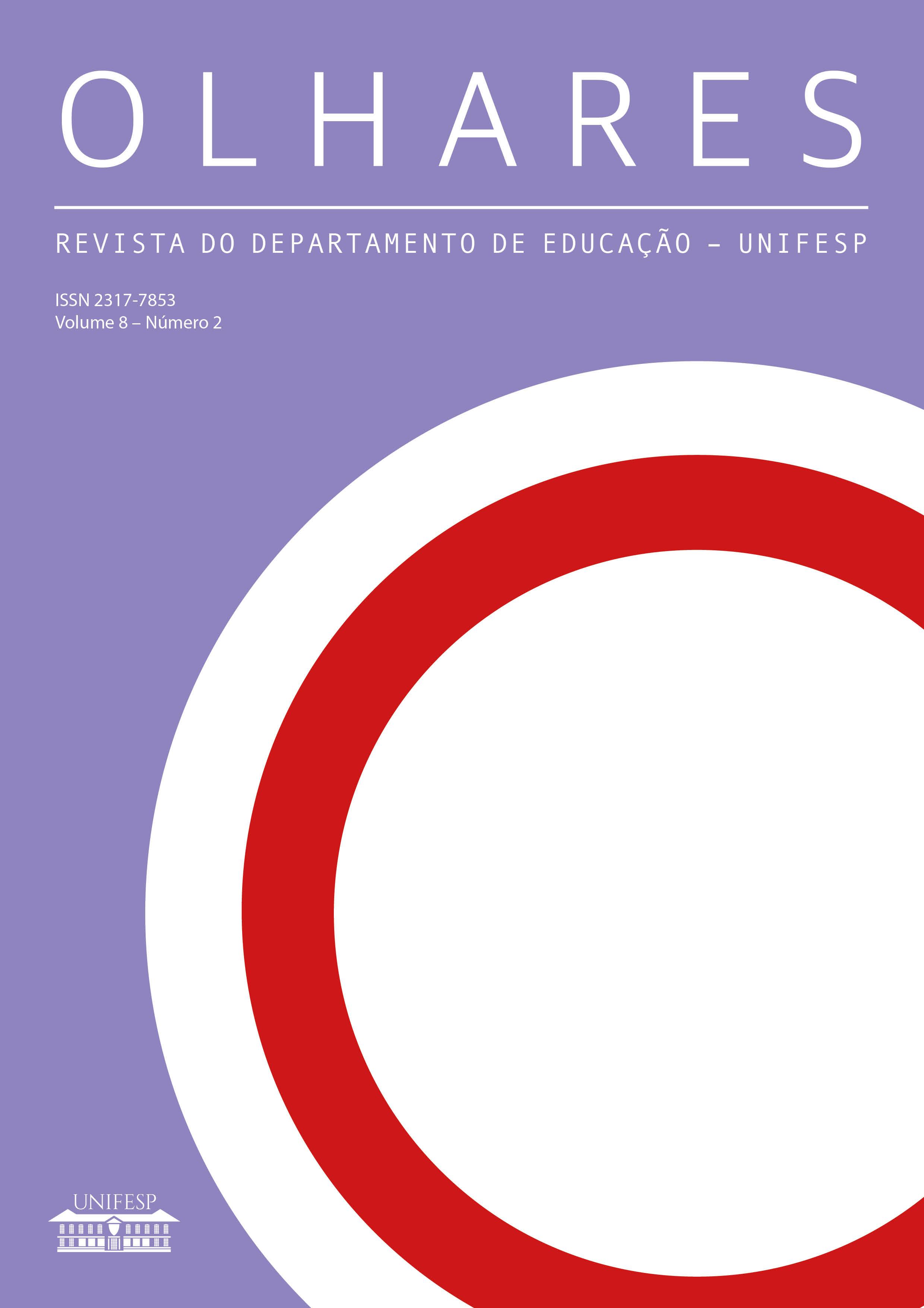 """Visualizar v. 8 n. 2 (2020): NÚMERO TEMÁTICO """"EDUCAÇÃO EM DIREITOS HUMANOS"""""""