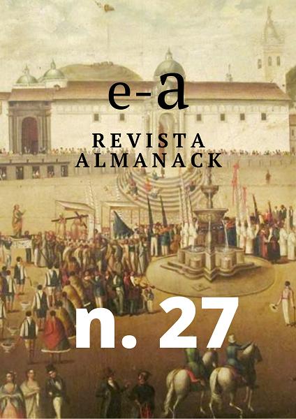 Revista Almanack número 27