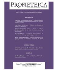 Prometeica - Año IV nº 8