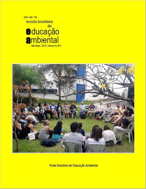 Encontro da Rede Paulista de Educação Ambiental, ocorrida por ocasião do IX Fórum Brasileiro de Educação Ambiental, em Balneário Camboriú, SC. Foto: Zysman Neiman, 2019.